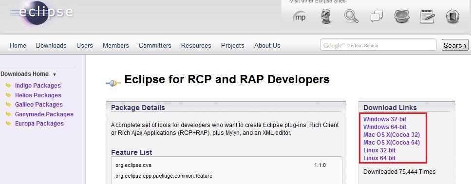 Eclipse RCP Tutorial: How to install PDE - ProgramCreek.com